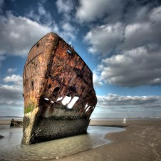 Chair, Shipwreck