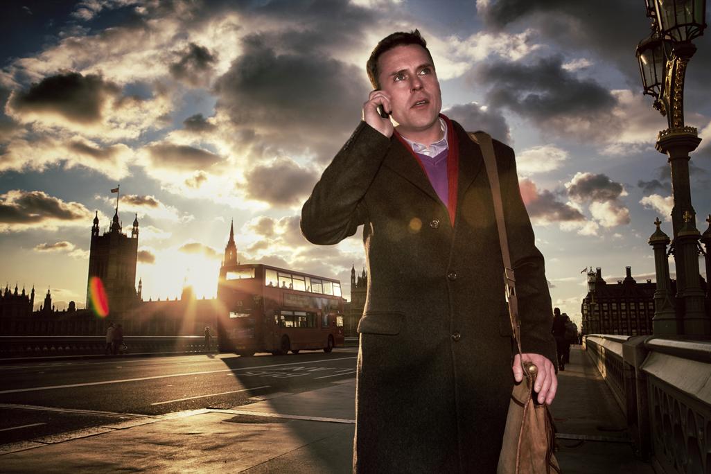 London Businessman